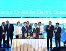 VinFast hợp tác với Siemens sản xuất xe buýt điện