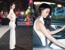 Hoa hậu Dương Thuỳ Linh thảnh thơi nhờ mẹ chồng đỡ đần việc nhà
