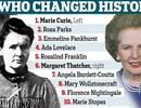"""Nhà khoa học Marie Curie được BBC bầu là """"người phụ nữ có ảnh hưởng nhất trong lịch sử"""""""