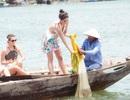 Tân hoa hậu Đại sứ du lịch thế giới Phan Thị Mơ trở lại Hội An