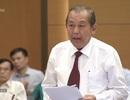 Phó Thủ tướng: Chính sách dân tộc vẫn mang tính… nhiệm kỳ
