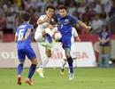Olympic Thái Lan cầm hoà Qatar trong trận cầu kịch tính tại Asiad 2018