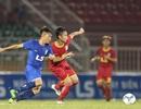 Khánh Hòa và Viettel sớm vào bán kết giải bóng đá U15 quốc gia 2018