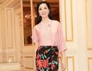 Người đẹp Việt đọ dáng với váy hoa