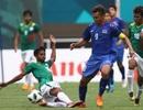 Olympic Thái Lan trước nguy cơ bị loại sớm ở Asiad 2018