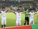 Văn Quyết cảm ơn CĐV Indonesia, Olympic Việt Nam mừng điệu Viking cảm xúc