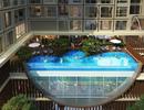 Bể bơi 2 đáy, thiết kế hướng tới sự bền vững tại Hinode City