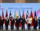 ASEAN - Trung Quốc đạt bước tiến quan trọng trong đàm phán COC