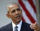 """Ông Obama """"tái xuất"""" trước cuộc bầu cử giữa kỳ ở Mỹ"""