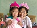 Mai Phương mừng sinh nhật con gái lên 5 tuổi trong bệnh viện