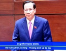 """Bộ trưởng Đào Ngọc Dung: """"DN ngoài quốc doanh chiếm tới 65 % số nợ BHXH"""""""