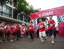 """Sôi động giải chạy gây quỹ từ thiện của đoàn viên Thanh niên Agribank """"Kết nối tuổi trẻ - Chung tay vì cộng đồng"""""""