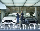 Maserati Việt Nam chính thức ra mắt Khu trưng bày tại khách sạn JW Marriott Hà Nội
