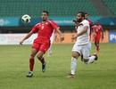 Syria và Uzbekistan giành vé vào tứ kết bóng đá nam Asiad 2018