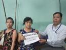 Trao trên 44 triệu đồng cho gia đình bà Đinh Thị Ngọc Ngan