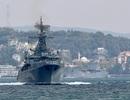 Nga dồn dập điều tàu hải quân tới Syria