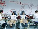 Gần 1.000 đơn vị máu cứu nguy cho hàng loạt bệnh nhân