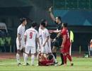 Olympic Việt Nam mất Văn Hậu ở bán kết Asiad