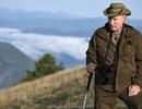 Gác lại công việc, ông Putin dành cuối tuần để vượt núi, băng rừng