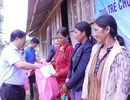 Đoàn viên thanh niên Bình Định băng rừng, hỗ trợ đồng bào dân tộc