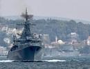 25 tàu chiến, 30 máy bay Nga tập trận trên Địa Trung Hải