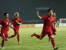 Dù bại trận, các cầu thủ U23 vẫn được cộng đồng mạng tôn vinh như những người hùng