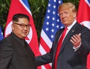 """Ông Trump: """"Nồng ấm với Kim Jong-un, không cần tốn tiền tập trận với Hàn Quốc"""""""