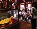 MISS BABY VIỆT NAM 2018 - Các thí sinh nhí học tìm hiểu văn hóa Việt  tại Văn Miếu - Quốc Tử Giám