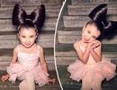 Cô bé 5 tuổi nổi tiếng mạng xã hội nhờ mái tóc đẹp không tưởng