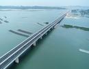 Ngắm cầu 7.000 tỉ và cao tốc Hạ Long - Hải Phòng trước ngày thông xe