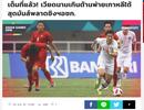 Báo Thái Lan ủng hộ Olympic Việt Nam giành huy chương đồng Asiad 2018