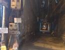 Hà Nội: Phát hiện thi thể người đàn ông trên sân thượng chung cư