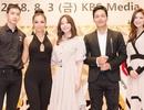 MC Phan Anh thân thiết cùng Hoa hậu Thế giới Hàn Quốc Kim Ha-eun