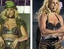 Britney Spears tái xuất bốc lửa