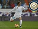 Inter xác nhận theo đuổi Luka Modric