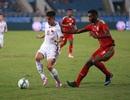 """""""Đội hình hai của Olympic Việt Nam còn nhiều hạn chế khi đấu với Oman"""""""