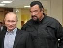 Ngôi sao Hollywood được giao phó cải thiện quan hệ Nga-Mỹ