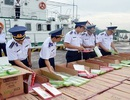Cảnh sát biển bắt giữ gần 68.000 bao thuốc lá lậu trị giá hơn 2 tỷ đồng