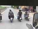 Triệu tập nhóm thanh niên dàn hàng trên quốc lộ chặn đầu ô tô