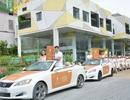 Imperia Sky Garden: Roadshow phủ khắp phố phường Hà Nội