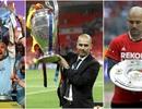 Bộ sưu tập danh hiệu đáng nể của HLV Pep Guardiola