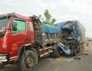 Tránh bò thả rông, ô tô tải gây tai nạn liên hoàn
