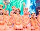 """Hơn 60 bạn nhỏ tỏa sáng trong đại nhạc hội Anh ngữ """"Talent show"""""""