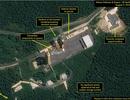 Triều Tiên tiếp tục dỡ bỏ bãi thử động cơ tên lửa