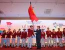 Bộ trưởng Nguyễn Ngọc Thiện giao nhiệm vụ cho Đoàn thể thao Việt Nam tại Asiad 2018