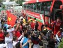 Olympic Việt Nam tạo sức hút lớn với khán giả Bình Dương