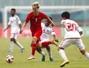 Olympic Việt Nam 1-1 Olympic UAE (penalty 3-4): Thất bại đáng tiếc