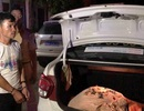Táo tợn thuê taxi vận chuyển gần 1 tạ thuốc nổ đi tiêu thụ