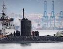 Tàu ngầm tên lửa Anh tiến vào Địa Trung Hải giữa lúc Syria căng thẳng
