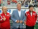 Báo Hàn Quốc so sánh lương của HLV Park Hang Seo chỉ bằng số lẻ của Guus Hiddink